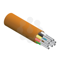8 Core Alarm Cable Brown 100mtr Reel