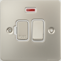 Spur Unit Ultimate switched with Neon Pearl Nickel