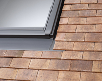 Velux Plain Tile Flashing - 114X118Cm