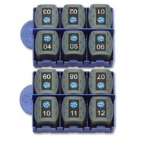 Ideal VDV Pro RJ45 Remote units x12