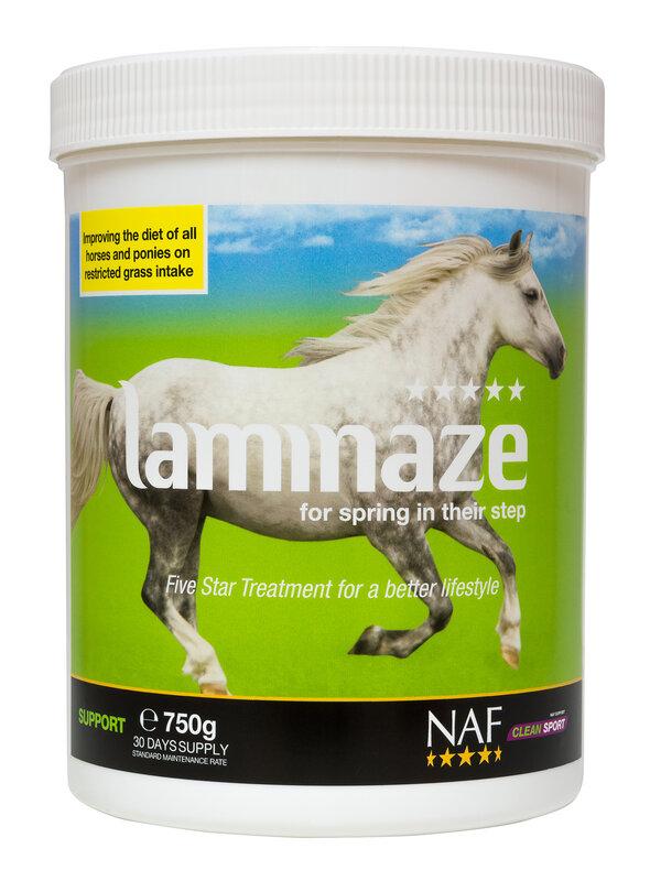 NAF Laminaze 5 Star 750g