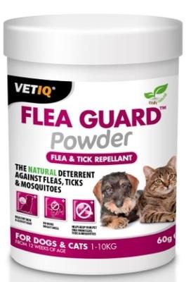 VETIQ Flea Guard Powder 60g x 1