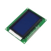 Blue Screen LCD12864  OLED Display Dots Graphic Matrix 5V 128x64