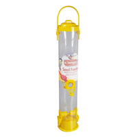 KINGFISHER LARGE SEED FEEDER
