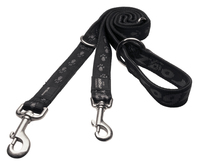 Rogz Alpinist Black XL (Everest) Training Lead 1.6m x 25mm x 1