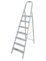7 TREADS ALUMINIUM STEP LADDER