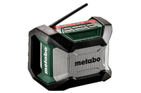 Metabo Cordless WorkSite Radio R 12-18 BT