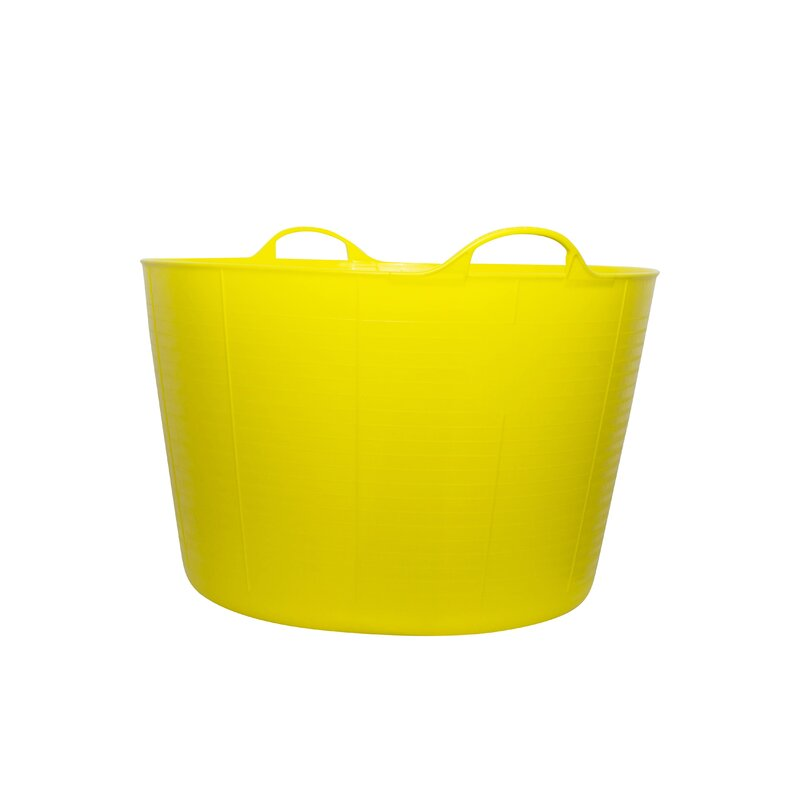 Red Gorilla Tub Yellow Extra Large 75L