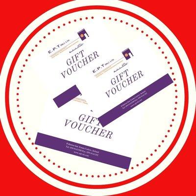 EPT Vouchers