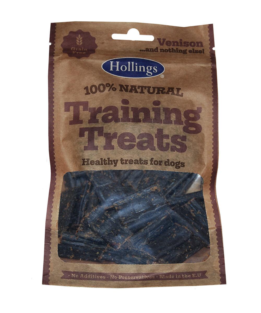Hollings Training Treats Venison 75g x 10