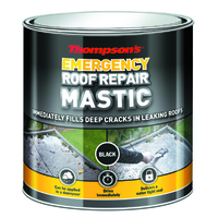 THOMPSONS EMERGENCY ROOF REPAIR MASTIC 750 ML