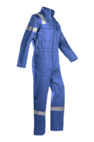 Sioen Carlow Offshore coverall with ARC protection