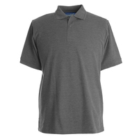 Papini Dark Grey Elite Polo Shirts