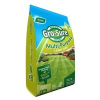Gro-Sure Multi-Purpose Grass Lawn Seed 120m2