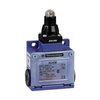 IP66 Snap Action Limit Switch, Roller Plunger, Zinc Alloy, NO/NC, 240V