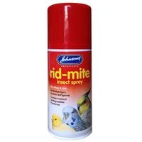 Johnson's Rid-Mite Insect Aerosol Spray 150ml x 1