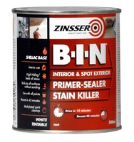 Zinsser B-I-N Primer Sealer 500ml
