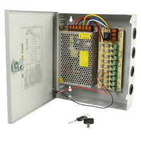 12v 30A 18 Output  CCTV Wall Power Supply