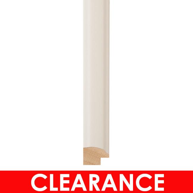 Mid box - Cream closed grain