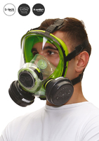 BLS 5700 Silicone Full Face Mask