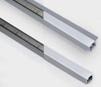 2m Opaque Diffuser fro Square Profile | LV1202.0163