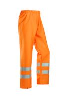 Sioen Bastogne Hi-vis rain trousers