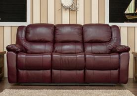 Harvey Leather Sofa