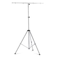 Euromet 00355 | Lighting stand, steel, galvanized, H: 1505-2500 mm