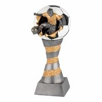 23.5cm Exploding Soccer Resin