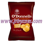 ODonnells Cheese & Onion GF 50g (RED) x20
