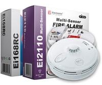EI2110 MULTI-SENSOR FIRE ALARM