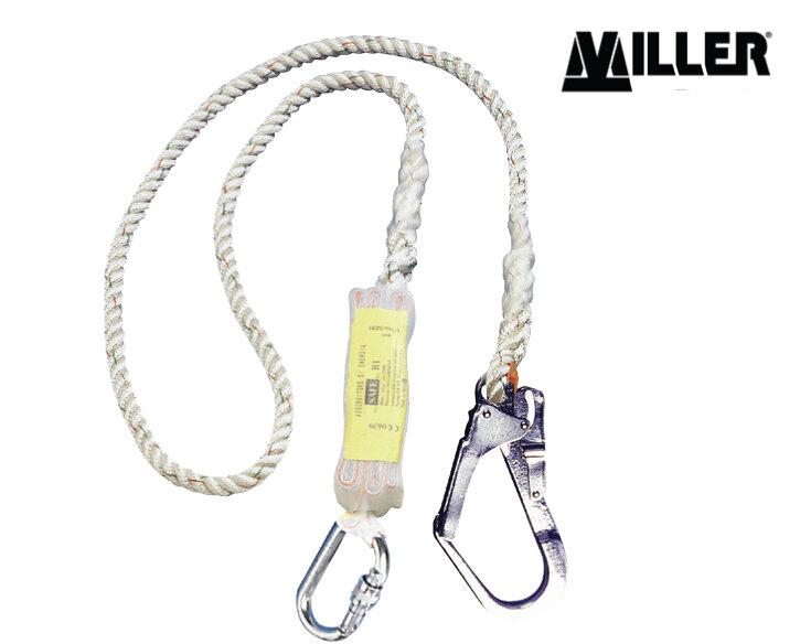 MILLER Titan Rope Lanyard 2m