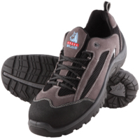 Steel Blue Perth Composite Toe Lace Up Safety Shoe