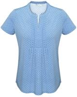 Ladies Advatex Ladies Ella Diamond Pleat Knit Top