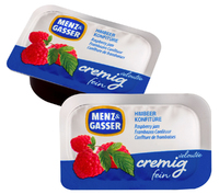 Strawberry Jam Portions Menz & Gasser 100x20gr