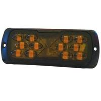 LED Directional Warning Light  | Reg 65 | Amber