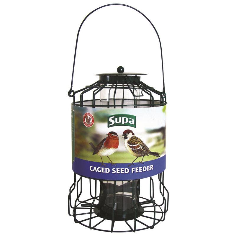 Supa Cage Seed Feeder