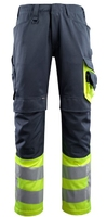 MASCOT Leeds Work Trousers with Cordura Kneepad Pockets