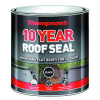 THOMPSONS 10 YEAR ROOF SEAL BLACK 1L TR