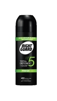 Right Guard Total Defence 5 Men Fresh Aerosol 150ml