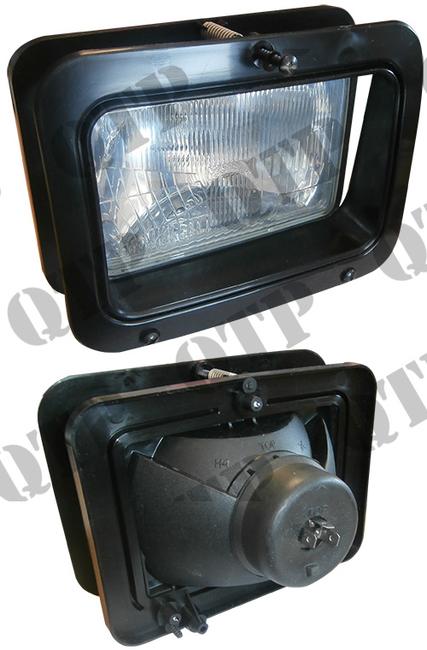 Head Lamp Ford TS100 TS110 TS115 TS80 TS90 LH - Quality