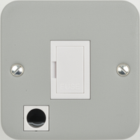 Metalclad Exclusive Unswitched Spur with Flex Outlet