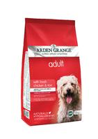 Arden Grange Adult Dog Chicken 12kg