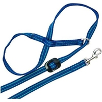 Gencon Blue All-in-One Clip-to-Collar Head Collar x 1