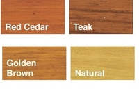 Sadolin Decking Stain & Protector Red Cedar 2.5ltr