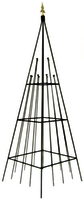 Obelisk Egyptian 1.6m - Black