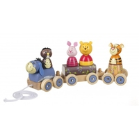 Winnie The Pooh Puzzle Train (order in 2's)