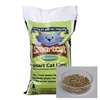 Smart Cat Woodland Fresh Cat Litter 15 Litre