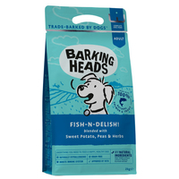 Barking Heads Adult Dog Fish n Delish 2kg
