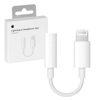 MMX62ZM/A Apple 3.5mm to Lightning Adaptor